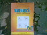 MATEMATICA. ELEMENTE DE ANALIZA MATEMATICA. MANUAL PENTRU CLASA A XII-A - NICU BOBOC