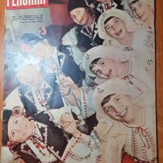 Flacara 2 martie 1963-articol si foto orasele alexandria si gherla