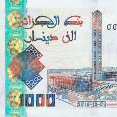ALGERIA █ bancnota █ 1000 Dinars █ 2018 (2019) █ UNC █ necirculata