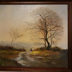 Pictura in ulei pe pânză, Natura, Realism