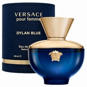 Versace Pour Femme Dylan Blue Eau de Parfum pentru femei 100 ml