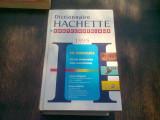 DICTIONNAIRE HACHETTE ENCYCLOPEDIQUE 1995 EN COULEURS (CARTE IN LIMBA FRANCEZA)