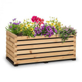 Blumfeldt Modu Grow 100, pat ridicat, 100 x 45 x 50 cm, lemn de pin, pin