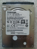 Hard disk laptop 500GB, HDD SATA 2.5 Toshiba MQ01ACF050 1, 7200 rpm TESTAT OK, 500-999 GB, SATA 3