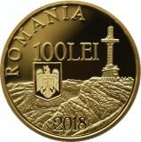 Moneda Aur 100 de ani de la încheierea Primului Război Mondial