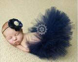 Costum-fusta tutu+ bentita- bebelusi- sedinte foto botez