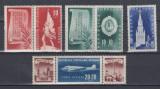 ROMANIA 1948 LP 241 AL DOILEA CONGRES ARLUS SERIE MNH, Nestampilat
