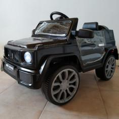 Masina pe acumulator Mercedes (Negru)