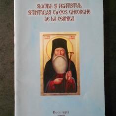 SLUJBA SFANTULUI CUVIOS GHEORGHE DE LA CERNICA (2005)