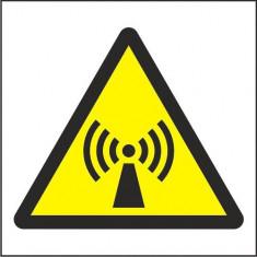 Indicator Radiatii neionizante(2) - Semn Protectia Muncii
