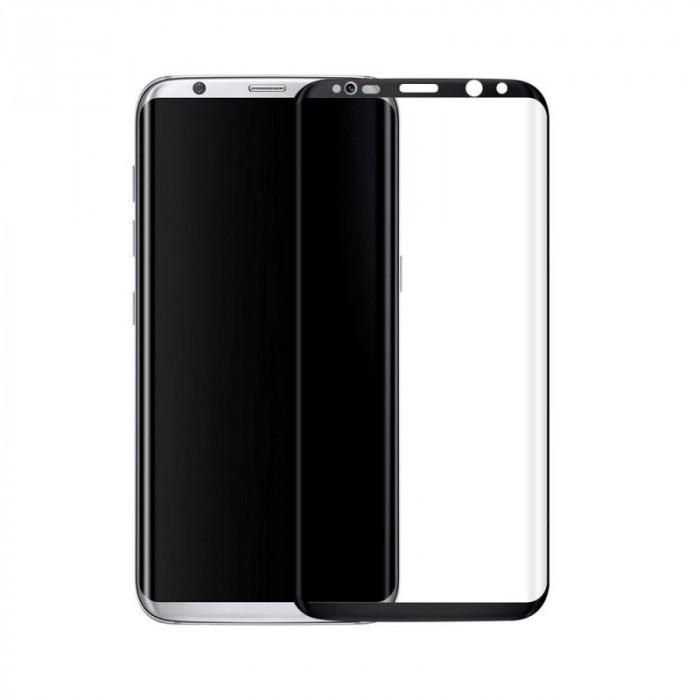 Folie de sticla Samsung Galaxy S8 , Elegance Luxury margini curbate colorate...