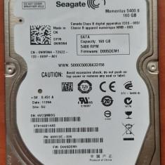 HDD laptop 160Gb SATA, 100-199 GB
