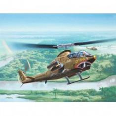Macheta Revell - Elicopter Militar Bell Ah-1G Cobra - Rv4956