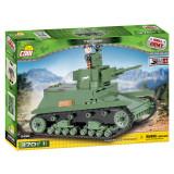 Set de construit Cobi, World War II, Tanc 7TP (370 pcs)