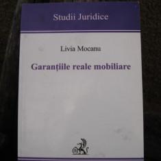 GARANTIILE REALE MOBILIARE - LIVIA MOCANU