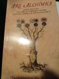 ARS ALCHIMICA -SAPTE TRATATE - THEOPHRASTUS PH PARACELSUS, HERALD 2007,237 PAG