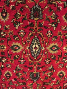 COVOR Persan - Carpeta  LANA TESUT MANUAL 92 x125 cm