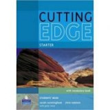 New Cutting Edge Starter Student Book - Sarah Cunningham