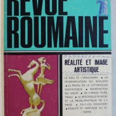REVUE ROUMANE - XXX e ANEE , NO. 3 / 1976 , PREZINTA INSEMNARI CU PIXUL *