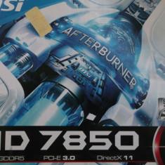 Placa video MSI Radeon HD7850 OC 1GB GDDR5 256-bit Box