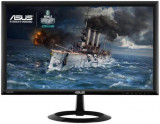 Monitor Gaming LED Asus 21.5inch VX228H, Full HD, HDMI, VGA, 1 ms GTG, Boxe, Low Blue Light, Flicker Free (Negru)
