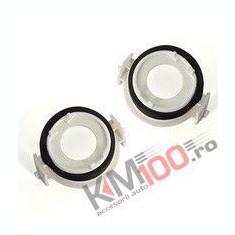 Set 2 adaptoare bec Xenon BMW E46, E65, E90
