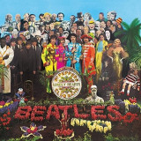 Beatles The Sgt. Peppers Lonely Hearts Club Band remastered 2009 digipack (cd)