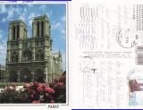 Ilustrata Franta - Paris