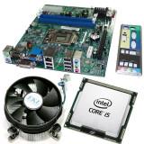 Kit Placa de baza Acer H61H2-AD, DDR3, Intel Core i5 2400 3.1GHz, 4 nuclee,...