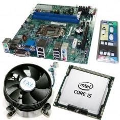 Kit Placa de baza Acer H61H2-AD, 3rd gen, DDR3, Intel Core i5 3470 3.2GHz, 4...