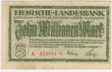 Bancnote Germania - 10 milioane marci 1923