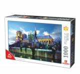 Cumpara ieftin Puzzle Franta - Notre Dame, 1000 piese