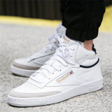 Ghete Barbati Reebok Club C 85 Mid AR0478