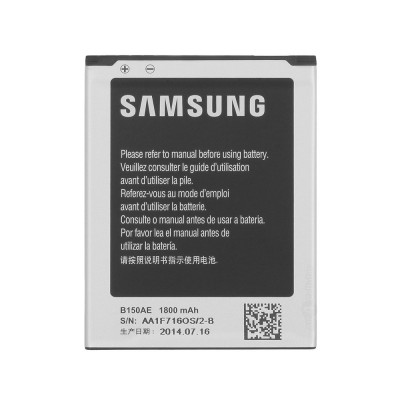 Acumulator Original SAMSUNG Galaxy Core (1800 mAh) B150AE foto