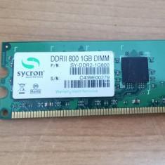 Ram PC Sycron 1GB DDR2 800MHz