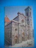 HOPCT 65665  CATEDRALA FIRENTE / FLORENTA  ITALIA -CIRCULATA