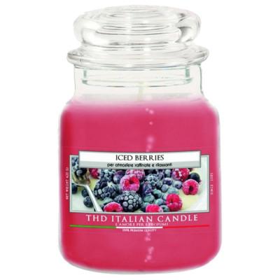 Lumanare parfumata The Premium Large Iced Berries foto
