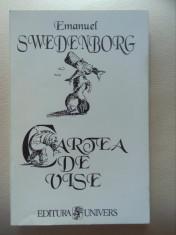Emanuel Swedenborg - Cartea de vise (traducere de Gabriela Melinescu) foto