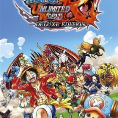 One Piece Unlimited World Red Deluxe Edition Nintendo Switch