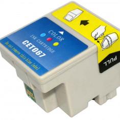 Cartus compatibil Epson SP-T067 Color