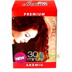 Vopsea Par Henna Sonia Premium Aramiu 60gr