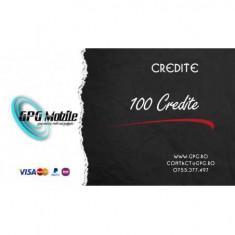 Credit intern 100 lei