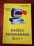 Bazele programarii in C++, cls. a XI-a, Tudor Sorin