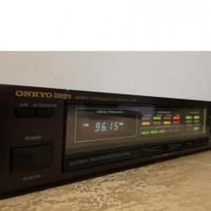 Tuner ONKYO INTEGRA T-4270 - Quartz FM Stereo/AM - Made in Japan/Impecabil