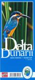 Harta turistica Delta Dunarii |