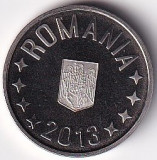Romania 10 Bani 2013 - PROOF, 20.4 mm KM-191 UNC !!!