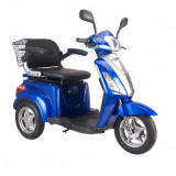 Tricicleta electrica 500W, acceleratie 3 viteze, alarma, 50km, Tornado TRD910