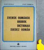 Dictionar suedez-roman Svensk-Rumansk Ordbok State Nicolai State Cornelia