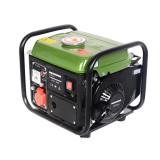 Cumpara ieftin Generator Heinner, 650 W, 63 CC, 230 V, 4 L, 2 timpi, 94 dB, cadru metalic, portabil, Verde