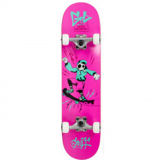 Skateboard Enuff Skully Mini Pink 29,5x7,25""